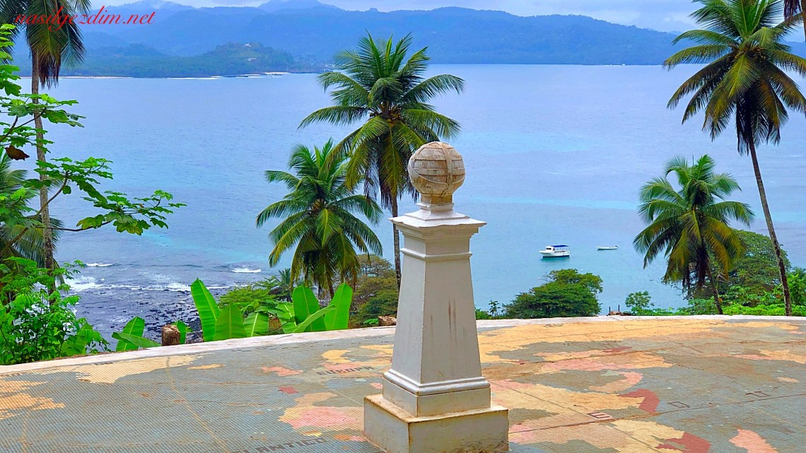 Sao Tome ve Principe Gezilecek Yerler, Sao Tome ve Principe Gezi Rehberi, Rolas Adasi,ilheu das rolas, nasil gezdim, nasilgezdim,Ekvator Dünyanin Ortası