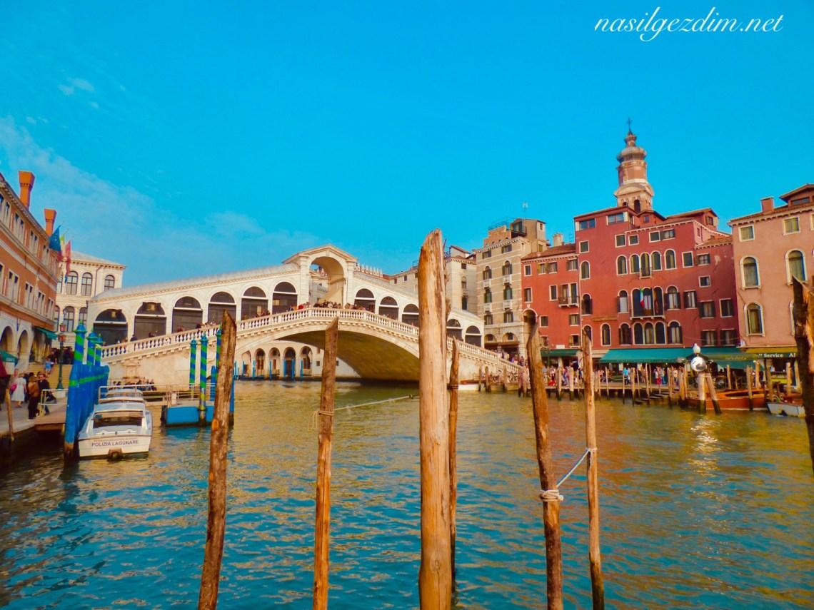 venedik gezi rehberi, venedik gezilecek yerler, venedik gezisi, nasil gezdim, nasilgezdim, rialto köprüsü, rialto köprüsü nerede