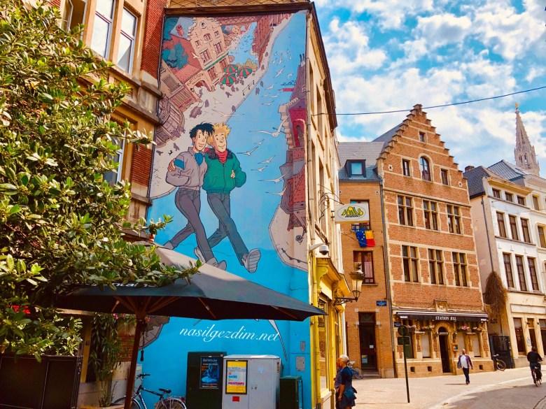 Brüksel Murallar. brüksel gezi rehberi, brüksel, brüksel gezilecek