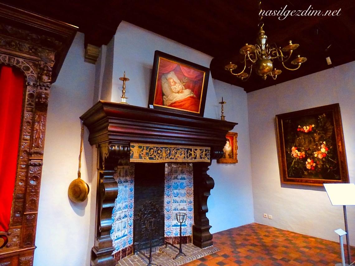 The Rubens House antwerp, rubenin evi antwerp, antwerp gezilecek yerler, rubenshuis antwerp, antvers gezisi