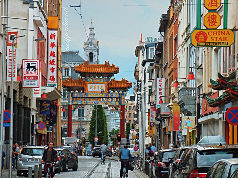 antwerp gezi notları, chinatown antwerp, Van Wesenbekestraat, antwerp gezi rehberi