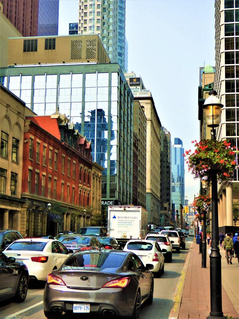 toronto gezi rehberi, yonge street, kanada gezilecek yerler, toronto gezilecek yerler