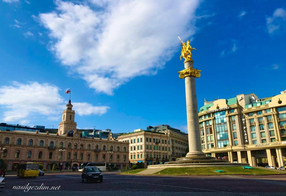 Tiflis Özgürlük Meydanı, Tiflis Gezilecek Yerler