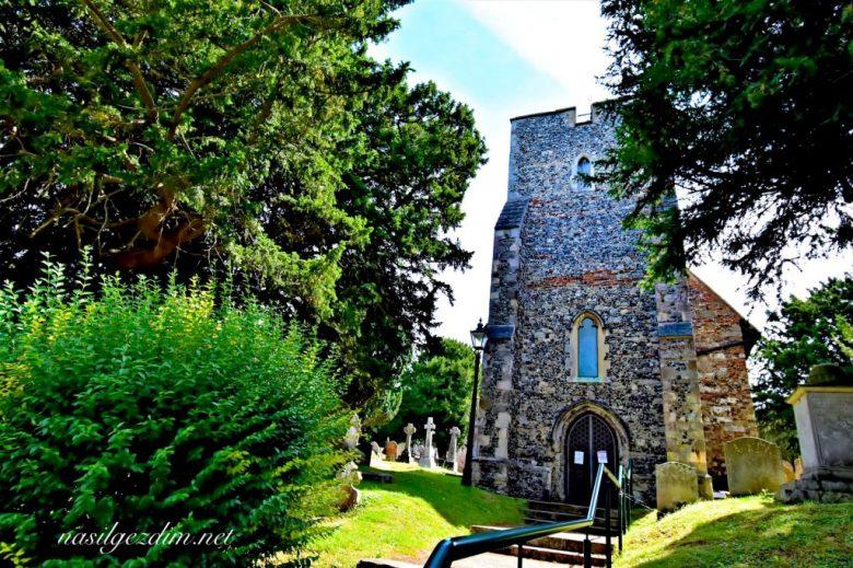 canterbury gezi rehberi, canterbury gezilecek yerler, ingiltere canterbury, ingiltere gezilecek yerler, aziz martin kilisesi canterbury