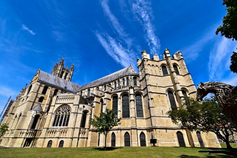 canterbury gezi rehberi, canterbury gezilecek yerler, canterbury katedrali