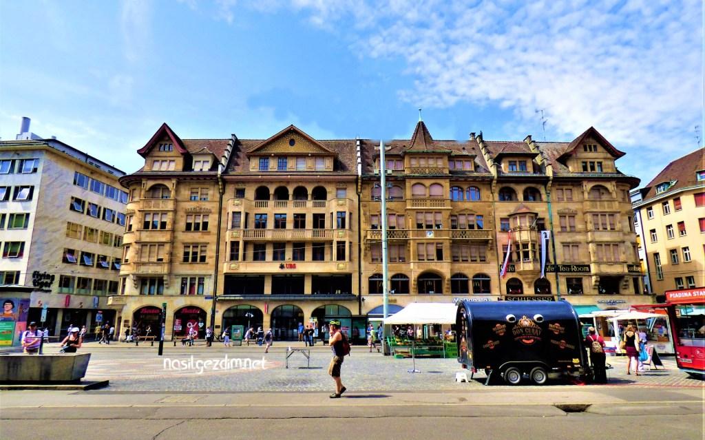 marktplatz basel, basel munster platz, basel gezi rehberi, basel gezilecek yerler