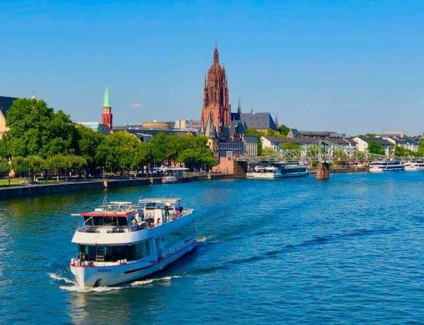 frankfurt gezilecek yerler, kronberg im taunus