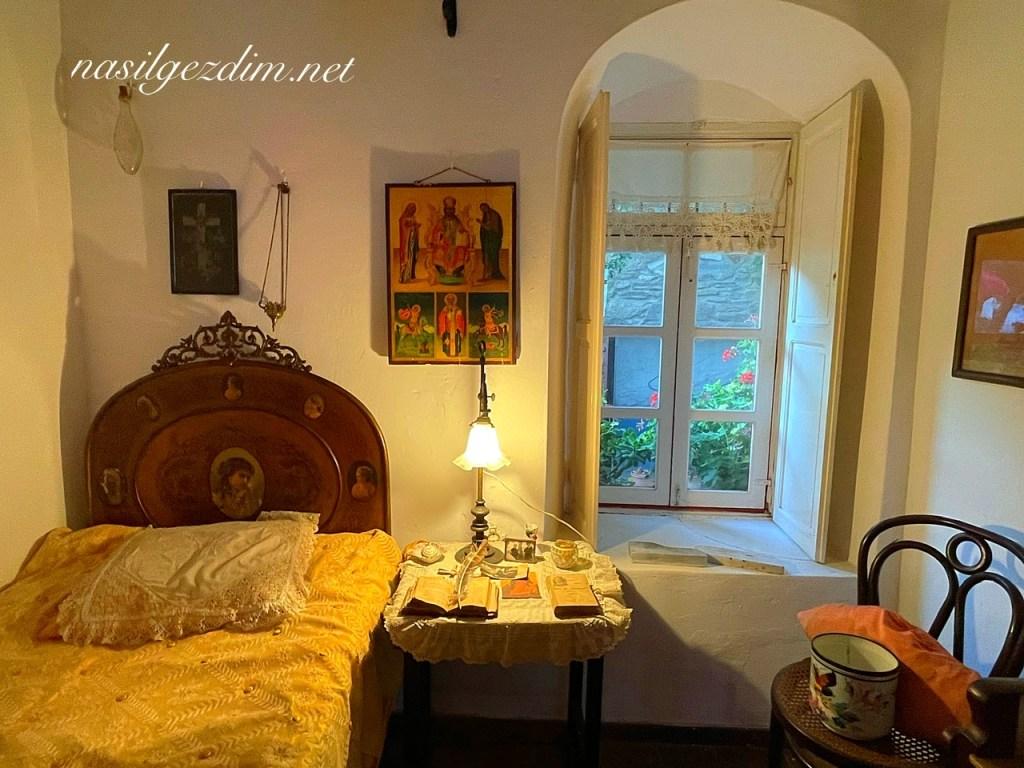 mykonos gezi rehberi, lena's house, mykonos gezilecek yerler
