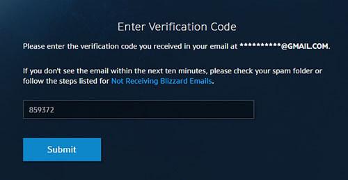 Cancellazione Dell'account Blizzard