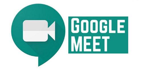 how to delete google meet account