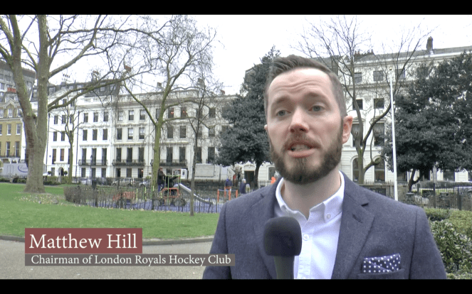Video Interview with Matthew Hill