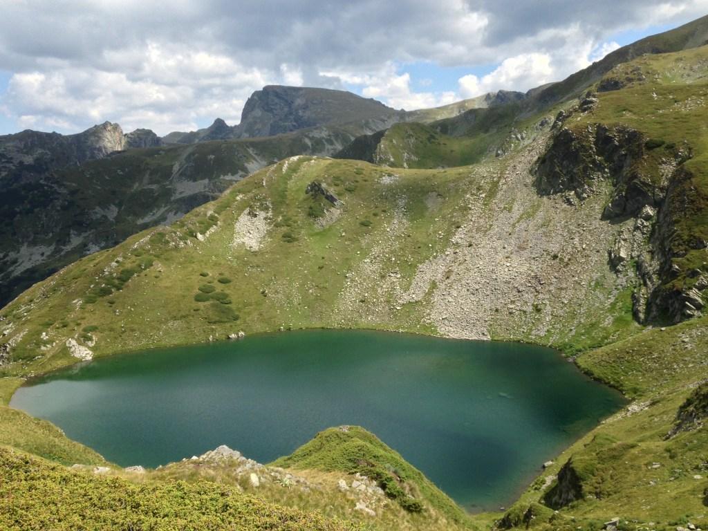 Урдини езера - Голямата паница