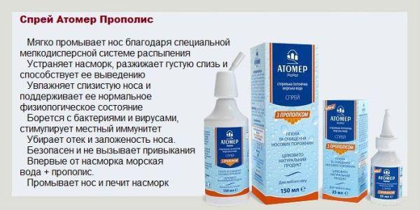 Препарат с прополисом - действие