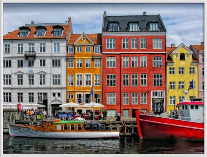 Mark Chernoff - Copenhagen Harbor - B IOM