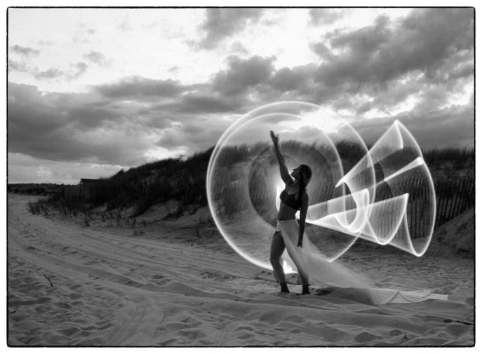 Paula Greco - Black And White Sunset - BW B IOM