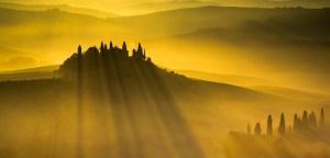 Paula Greco - Daybreak In Tuscany - B IOM