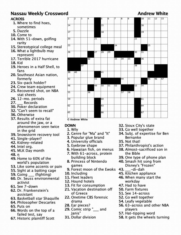crossword 53