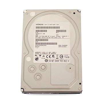 Hitachi HGST UltraStar 7K2000 2TB (HUA722020ALA331) 3,5' SATA-300 32MB 7200RPM, RAID 24x7 ENTERPRISE - recertified - 1