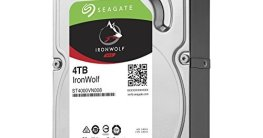 Seagate ST4000VN008 Interne Festplatte IronWolf 4 TB - 4