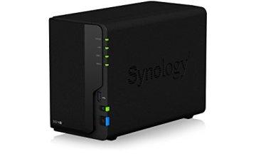 Synology DS218+ 2 Bay DiskStation NAS (Diskless) - 2