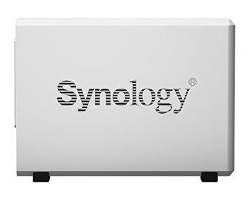 Synology DS218J 2 Bay Desktop-NAS-Gehäuse - 6