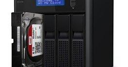 WD My Cloud EX4100 Leergehäuse - Expert Series - Network Attached Storage - 4-Bay NAS - WDBWZE0000NBK-EESN - 2
