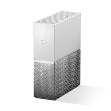 WD My Cloud Home 4 TB - Persönlicher Cloudspeicher - externe Festplatte – WLAN, USB 3.0, zentrales Speichern, Videostreaming - WDBVXC0040HWT-EESN - 8