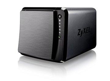 Zyxel Privater Cloud Speicher/Storage [4-Bay NAS] mit Fernzugriff und Media Streaming (JBOD, Raid 1, Raid 5) [NAS542] - 2