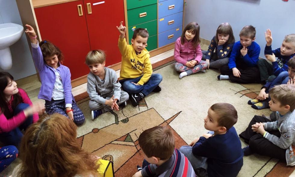 Warsztaty przygotowania szkolnego dla przedszkolaków właśnie ruszyły!