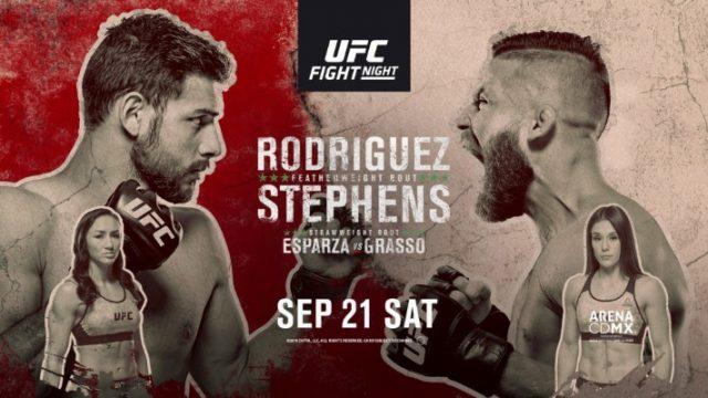 UFC on ESPN+ 17