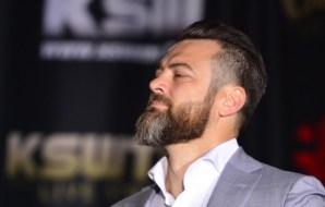Martin Lewandowski zdradza kiedy wróci KSW 53