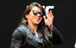 Claudia Gadelha UFC Waszyngton