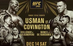 UFC 245 wyniki