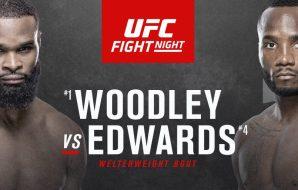 Woodley Edwards