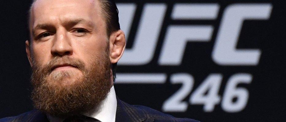 Conor McGregor wyśmiał Masvidala