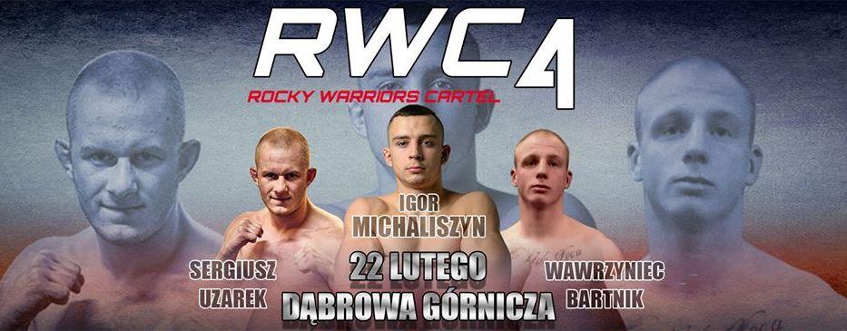 RWC 4-wyniki ważenia