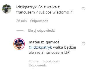 Mateusz Gamrot