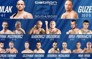 Babilon MMA 21