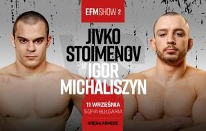 Igor Michaliszyn - Jivko Stoimenov