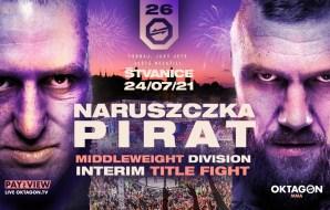 Oktagon 26 - Naruszczka vs Pirat