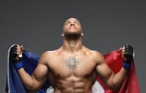 Ciryl Gane French Flag Hero