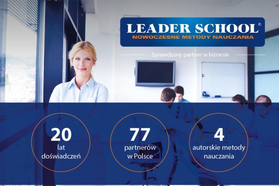 Leader School / Leonardo School poszukuje nowego franczyzobiorcy w Śremie