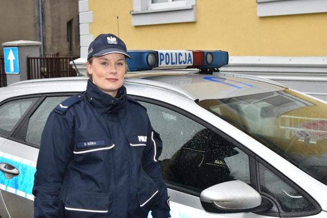 Sygnalizacja świetlna oraz kamery na skrzyżowaniu ulic Kilińskiego i Chłapowskiego w Śremie