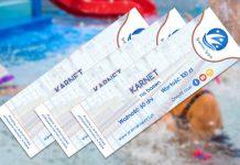 Karnety na basen: naliczanie minutowe, atrakcyjna stawka