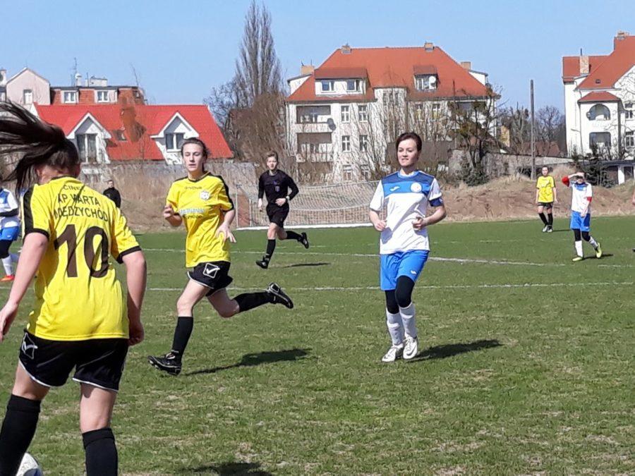 Remis z Międzychodem i kolejne punkty piłkarek Warty Śrem