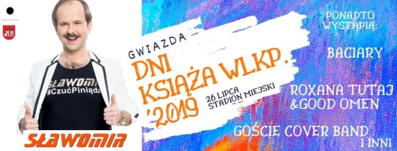 Dni Książa Wielkopolskiego 2019 [Program i plakat]