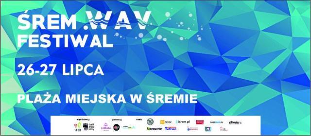 Śrem .WAV Festiwal: rap, muzyka alternatywna i strefa food trucków na śremskiej plaży