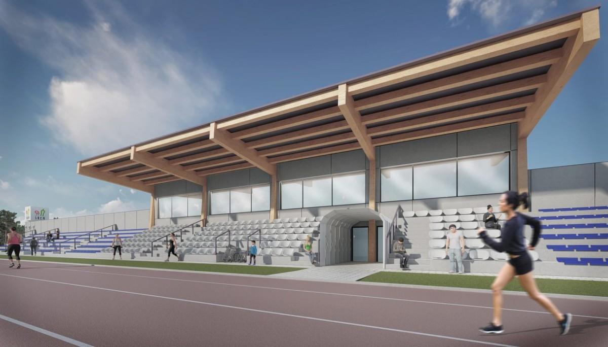 Remont stadionu w Śremie rozpocznie się w kwietniu (żródło: wartasrem.pl)