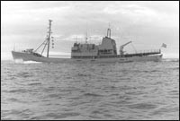 Coast Guard vessel Thor.