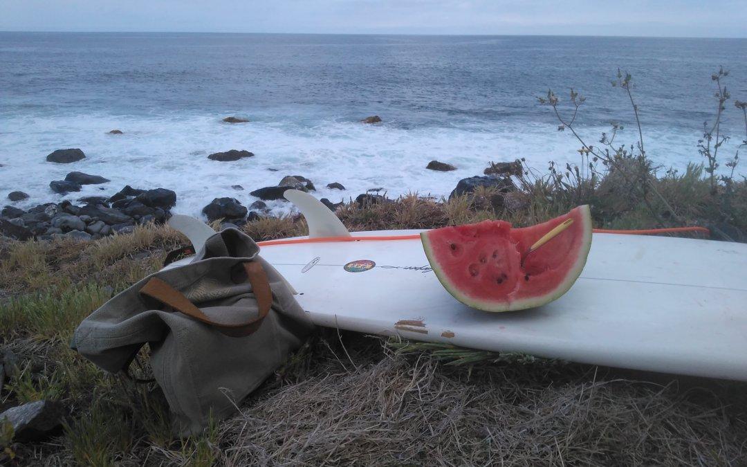 My Top 3 Summer Fruit